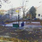 Spielplatz Roonstraße (vorher)