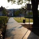 neue Grüne Achse Rutenwall verbindet Altstadt und Neutorplatz
