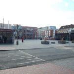Neutorplatz mit Kiosk und Pavillon